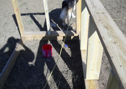 Goat Fort Construction 2